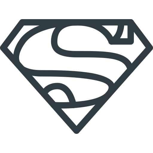 Comics, Dc, Logo, Movie, Sigil, Superman Icon
