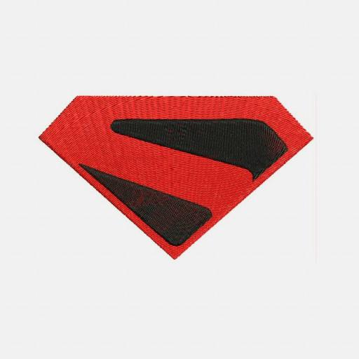 Kingdom Come Superman Logo Machine Embroidery Designs