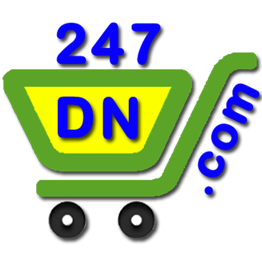 Daily Needs Fav Icon Green Daily Needs Online Shopping
