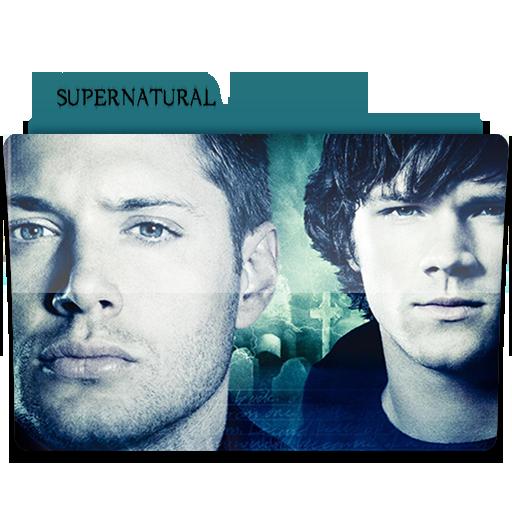 Supernatural Folder Icon