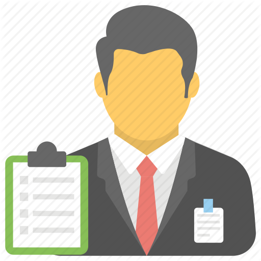 Businessman, Foreman, Investor, Manager, Supervisor Icon