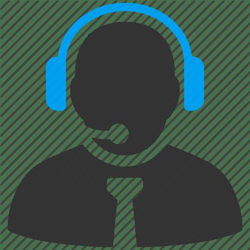 Call Center Supervisor Icon