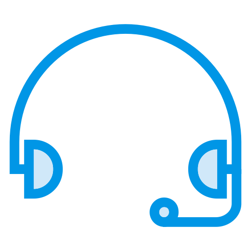 Headset, User, Mic, Woman, Female, Avatar, Support Icon