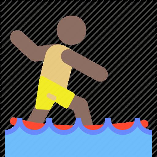 Activity, Entertain, Fun, Outdoor, Surf Icon
