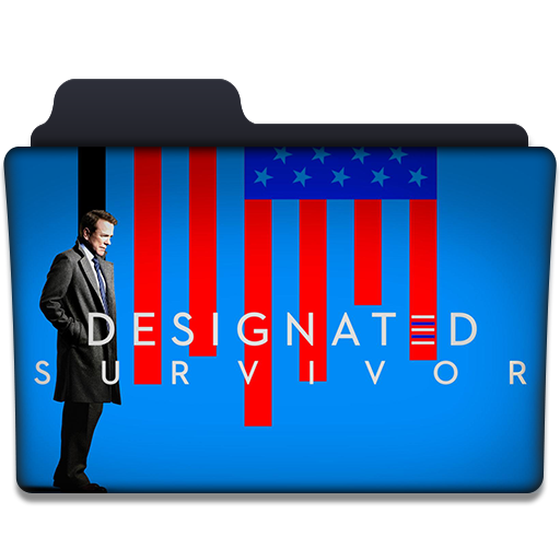 Designated Survivor Folder Icon