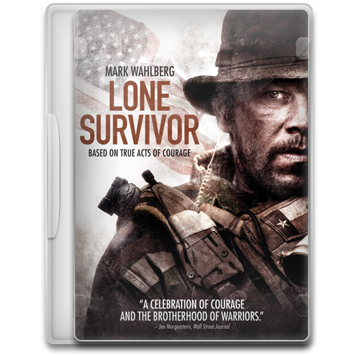 Lone Survivor Icon Movie Mega Pack Iconset