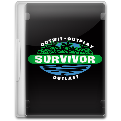 Survivor Icon Tv Show Mega Pack Iconset