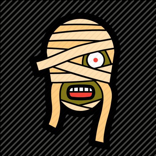 Avatar, Halloween, Horror, Monster, Mummy Icon