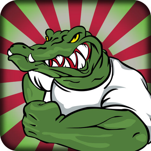 Swamp Crocodile Hunterhunting Lions And Crocodile