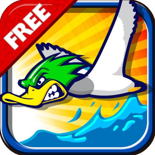Swamp Duck Swim Ferry Hit Ducks