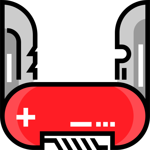 Swiss Army Knife Png Icon
