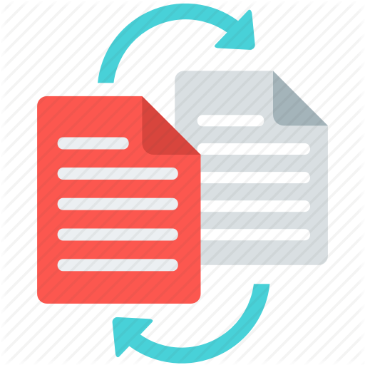 Copy, Document, Duplicate, File, Switch Icon