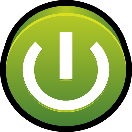 Boot, Off, On, Power, Start, Switch Icon