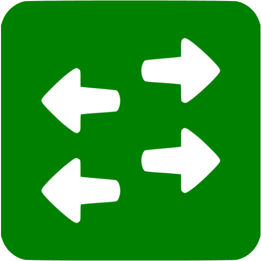 Green Switch Icon