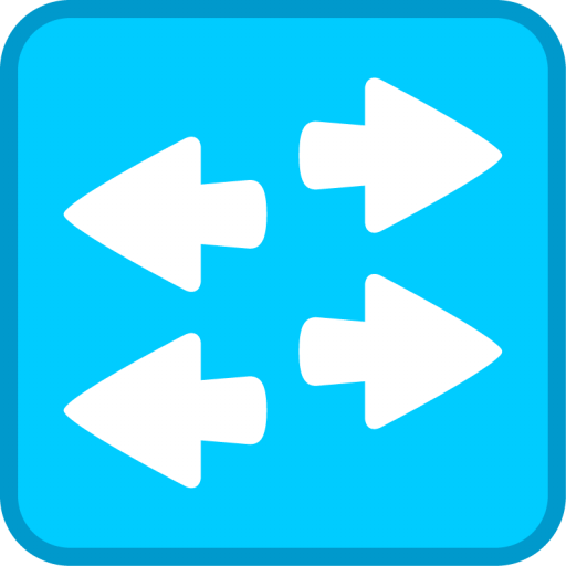 Workgroup Switch Icon Icon
