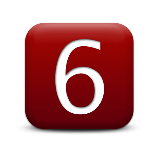 Number Save Icon Format