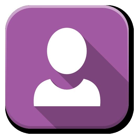 Apps User Icon Flatwoken Iconset Alecive