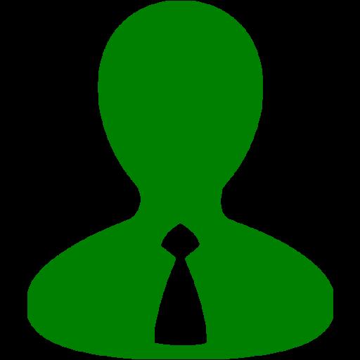 Green Administrator Icon