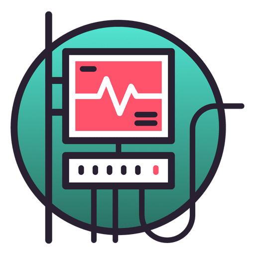 Life Support System Monitor Icon