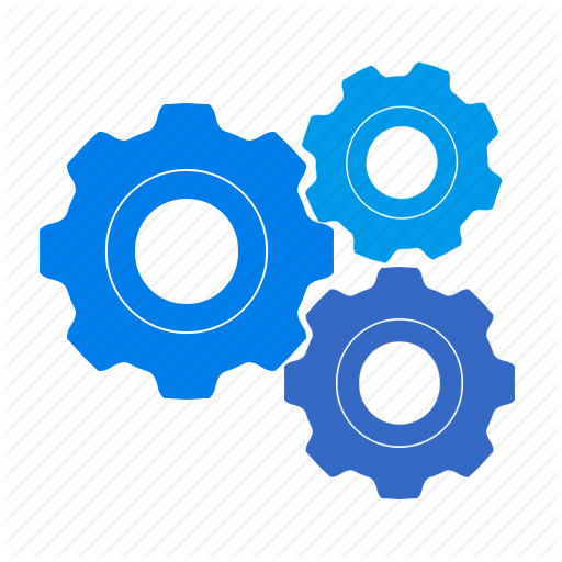 Cogwheel, Configuration, Control, Equipment, Gears, Options
