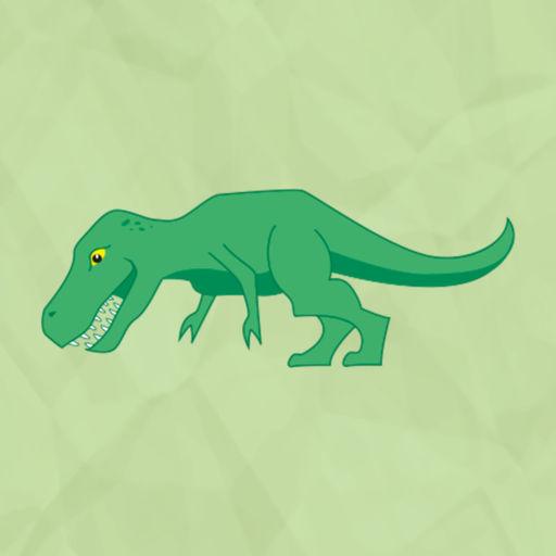 Push Up T Rex
