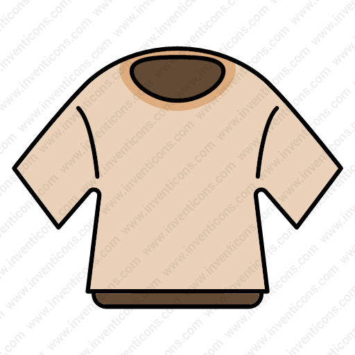 Download Oversized,tee,shirt Icon Inventicons