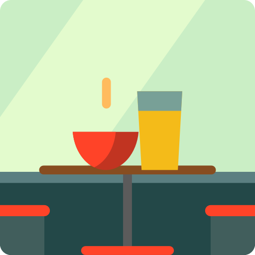 Cereal Table Png Icon
