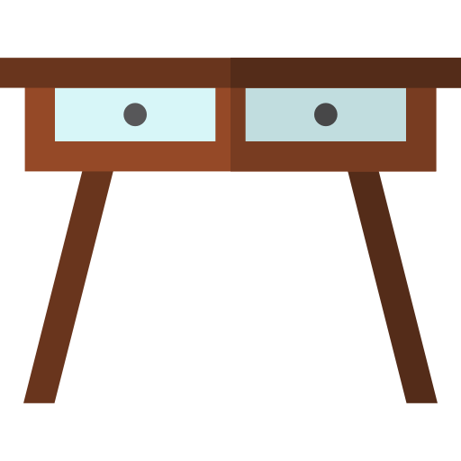 Desk Table Png Icon
