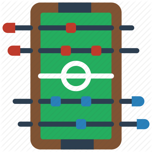 Amusements, Fair, Foosball, Football, Fun, Game, Table Icon