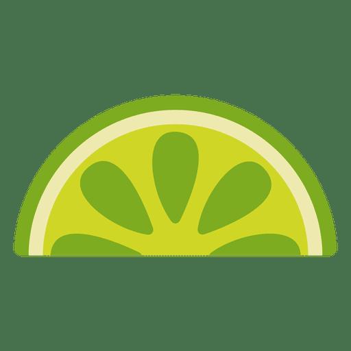 Lime Cartoon Icon