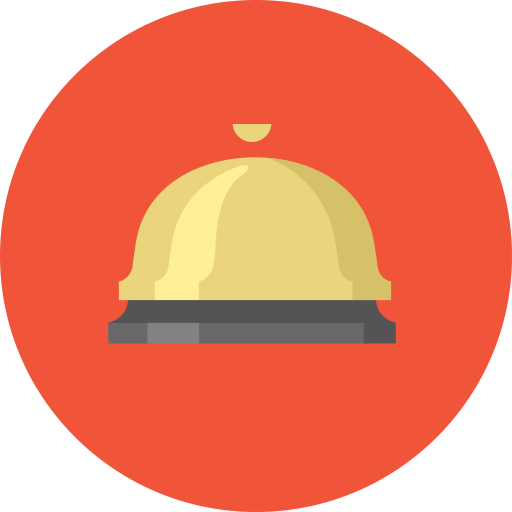 Pictures Of Service Bell Icon