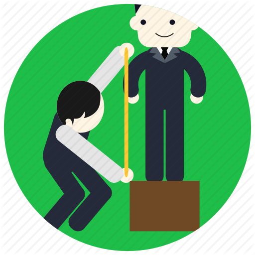 Customer, Jobs, Measure, Size, Suit, Tailor Icon