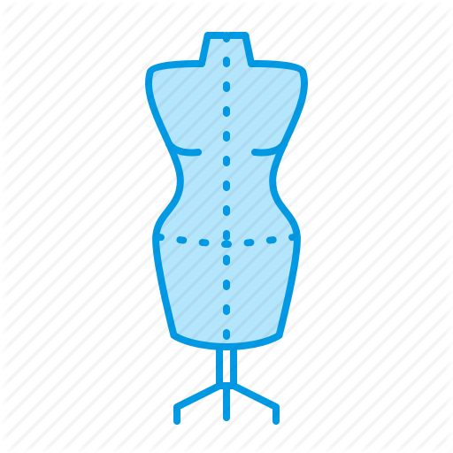 Dummy, Sewing, Tailor Icon