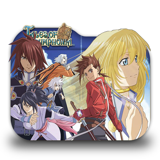 Tales Of Symphonia Folder Icon