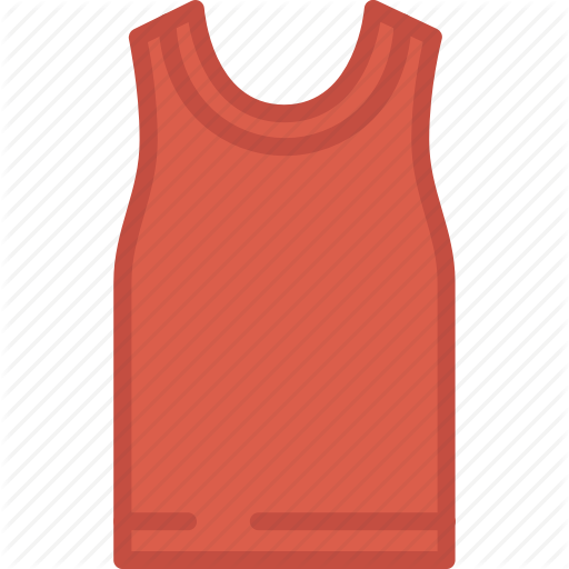 Apparel, Clothes, Shirt, Tank, Top Icon