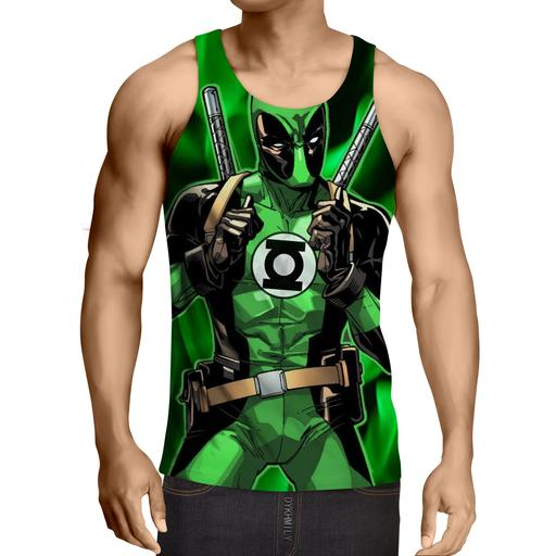 Marvel Dc Superheroes Tank Tops Tagged Deadpool