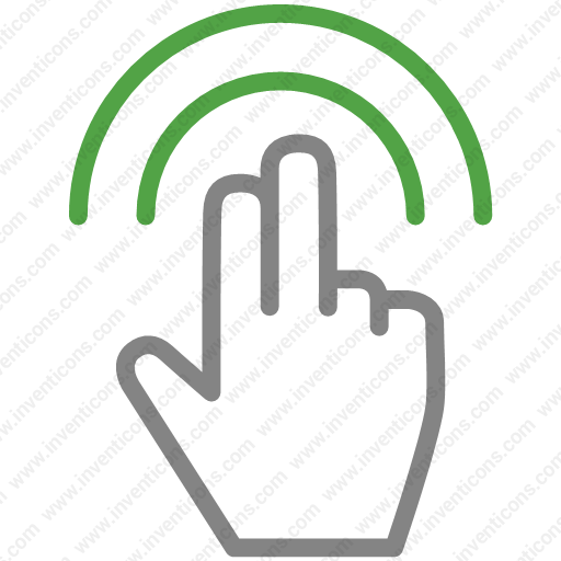 Download Finger,gesture,hand,interactive,scroll,swipe,tap Icon