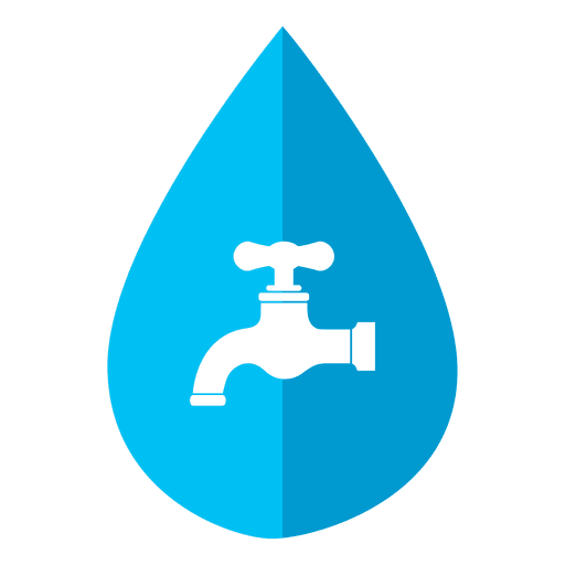 Water Drop Tap Icon
