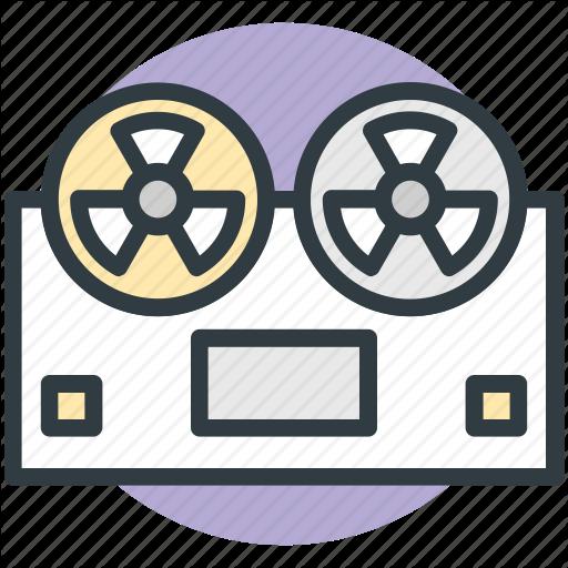 Cassette Player, Cassette Recorder, Reel To Reel, Tape Player