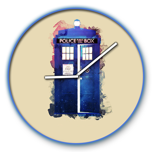 Doctor Who Clock Widget Appstore For Android