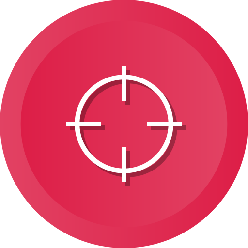 Aim, Archery, Focus, Success, Goal, Objective, Target Icon Free