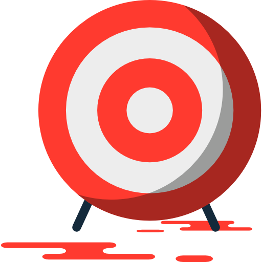 Target, Sniper, Weapons, Shooting, Aim Icon