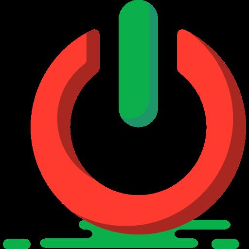 Macht, Taste Symbol Kostenlos Von Miscellanea Icons