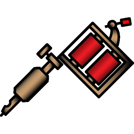 Tattoo Machine Icon