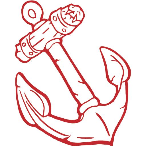 The Rebel Tattoo Machine Liner Anchor Irons Tattoo Machines