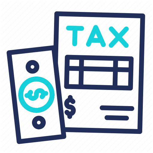 Data, Document, Money, Refund, Tax Icon