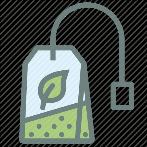 Drink, Green Tea, Herbal Tea, Hot, Matcha, Tea, Tea Bag Icon