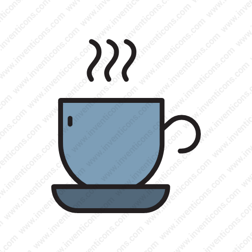 Download Coffee Cup Icon Inventicons