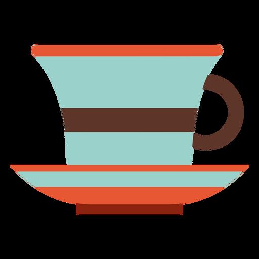 Tea Cup Icon Kitchen