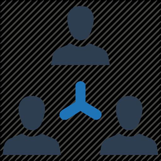 Connection, Team, Team Building, Teamwork Icon
